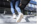 Treppensteigen steigert das Wohlbefinden