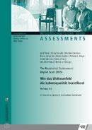Wie das Wohnumfeld die Lebensqualität beeinflusst - The Residential Environment Impact (REIS)