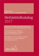Heilmittelkatalog Ergotherapie/ Stimm-, Sprech-, Sprachtherapie 2017