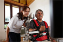 Studie untersucht Einfluss des roboterassistierten Armtrainings nach Schlaganfall