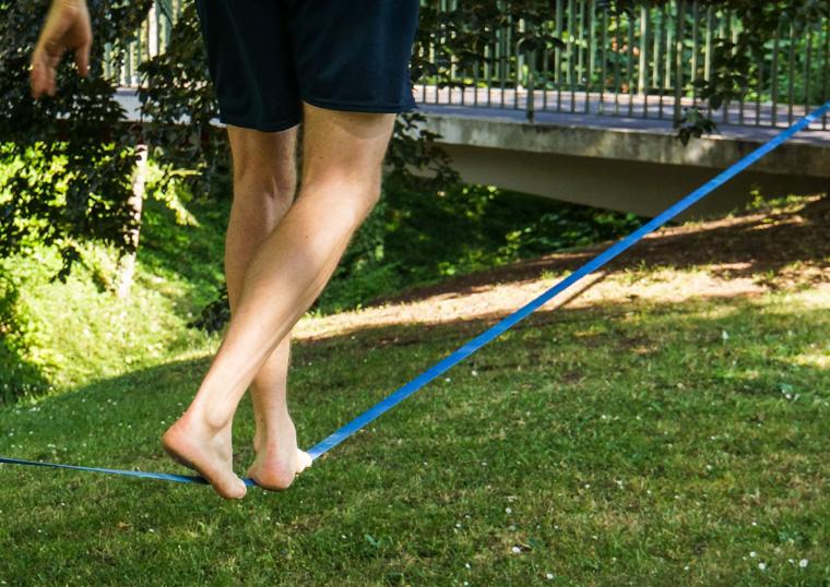 Beinprothese mit Gefühl