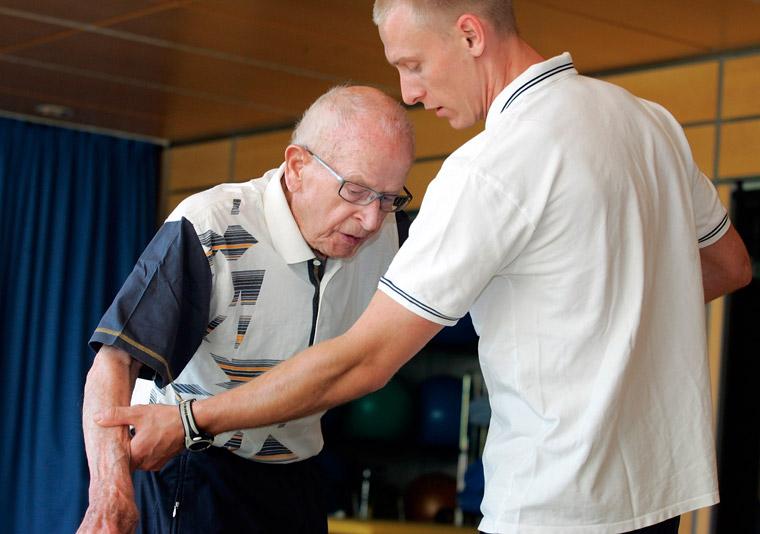 Risiko Hüftfraktur bei älteren Menschen - Orthogeriatrisches Co-Management senkt Sterblichkeit