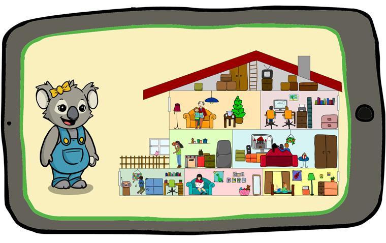 Mediale Zeichenkompetenz im Kindergartenalter