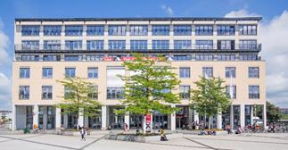 Alice Salomon Hochschule Berlin: Foto des Gebäudes