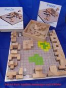 PENTA GAMES - Bauen und puzzlen mit Pentakuben